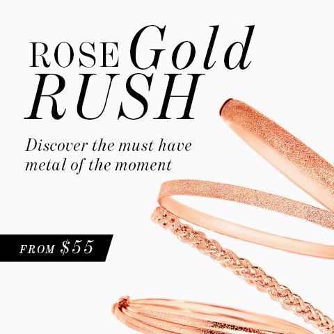 Rose Gold Rush